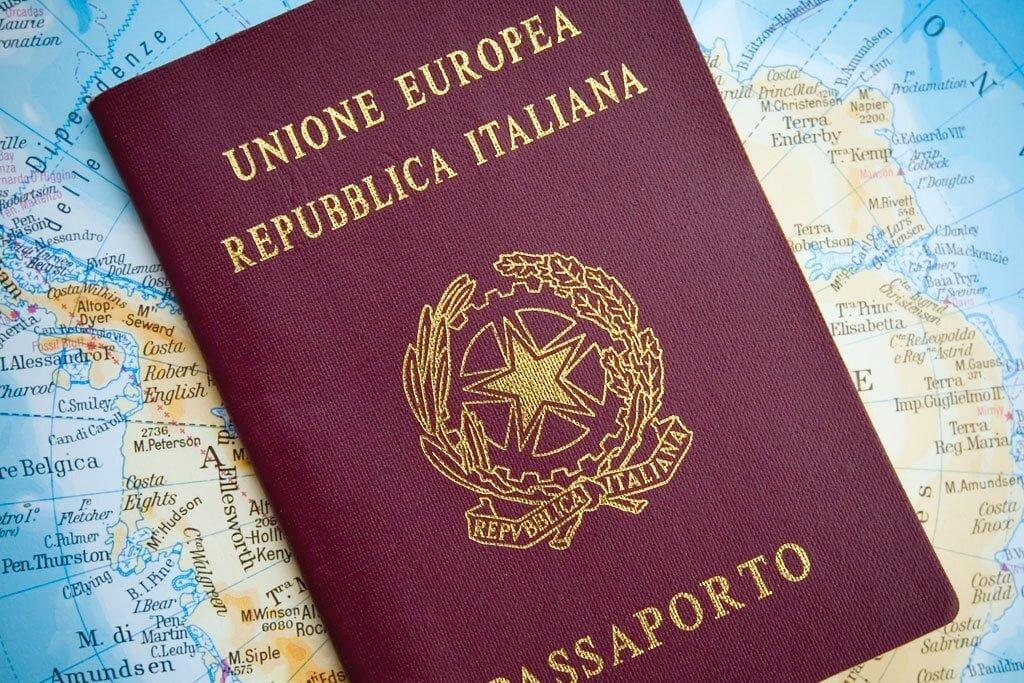 Benvenuti Cidadania Italiana