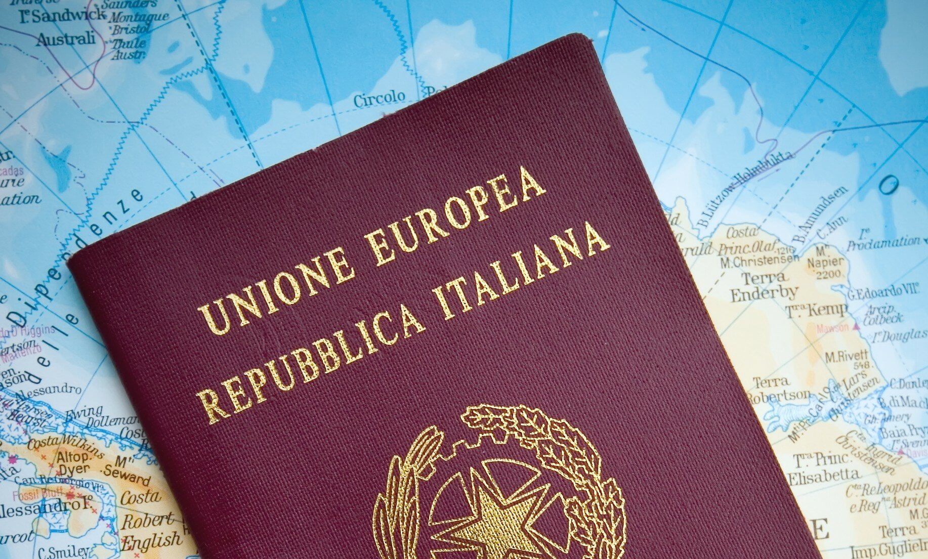 Decreto cidadania italiana