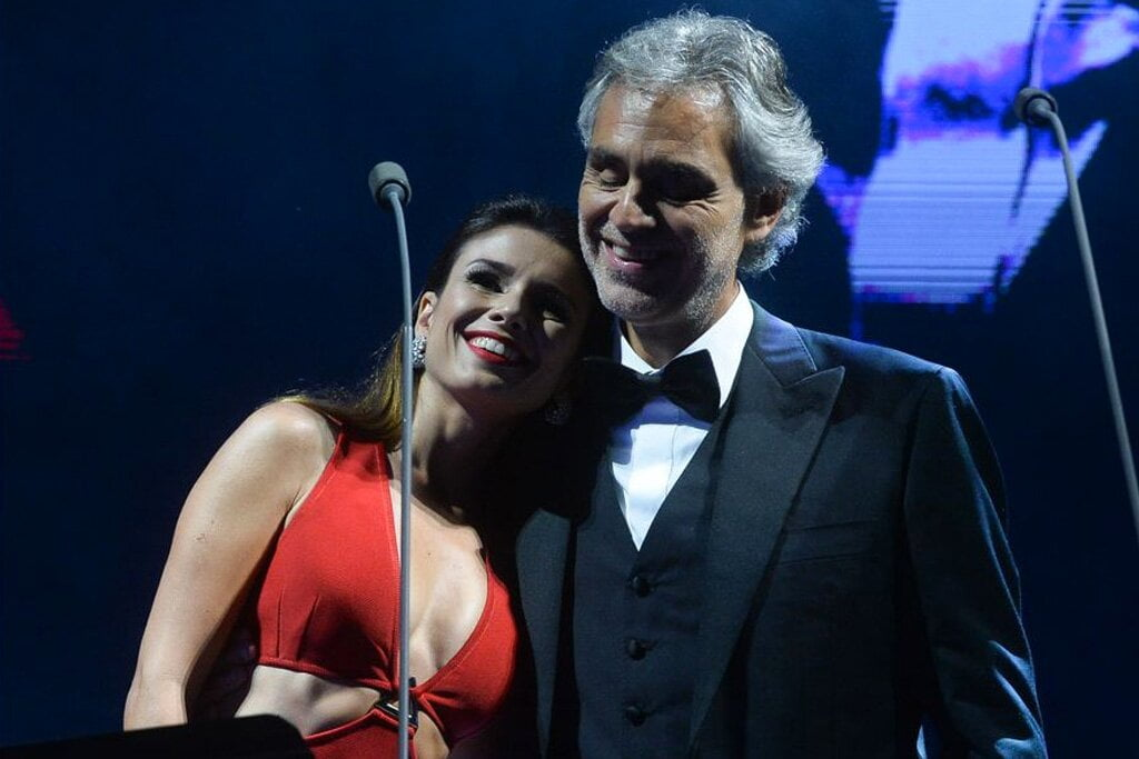 Paula Fernandes Bocelli