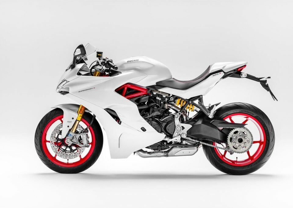 Ducati 'resgata' SuperSport em nova esportiva lançada no Salão de Colônia