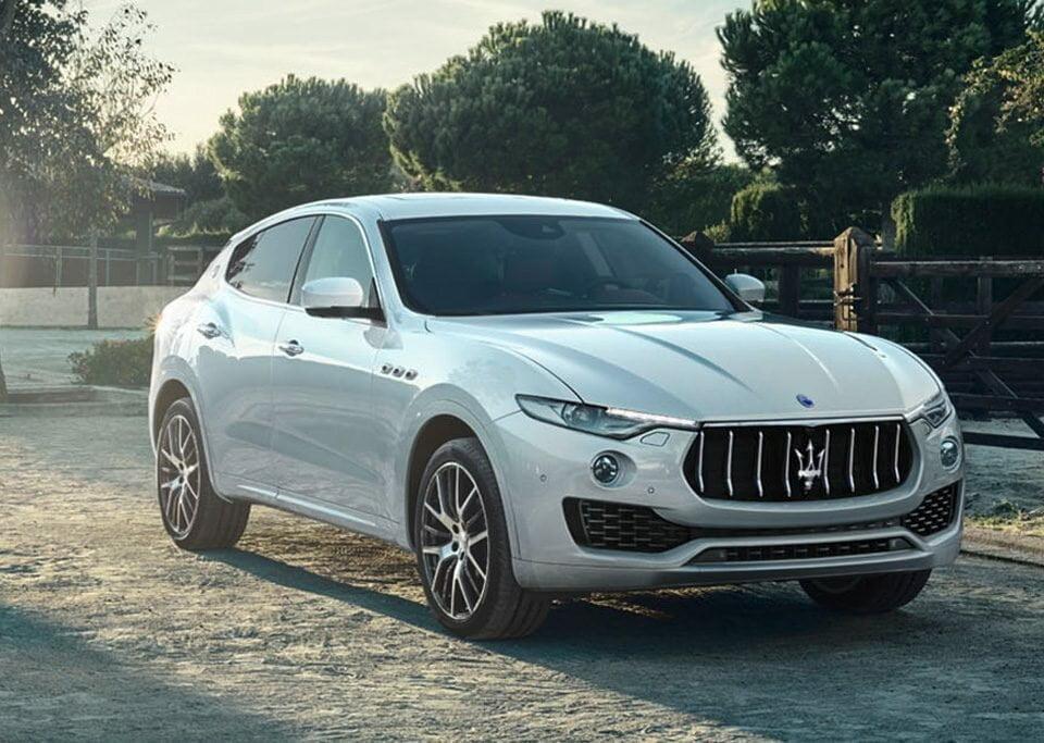 Maserati terá um estande só para ela