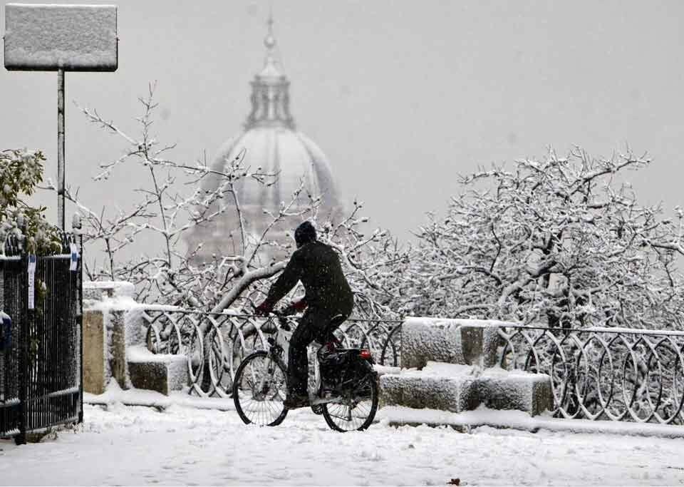 O inverno será um dos mais frios dos últimos 100 anos.