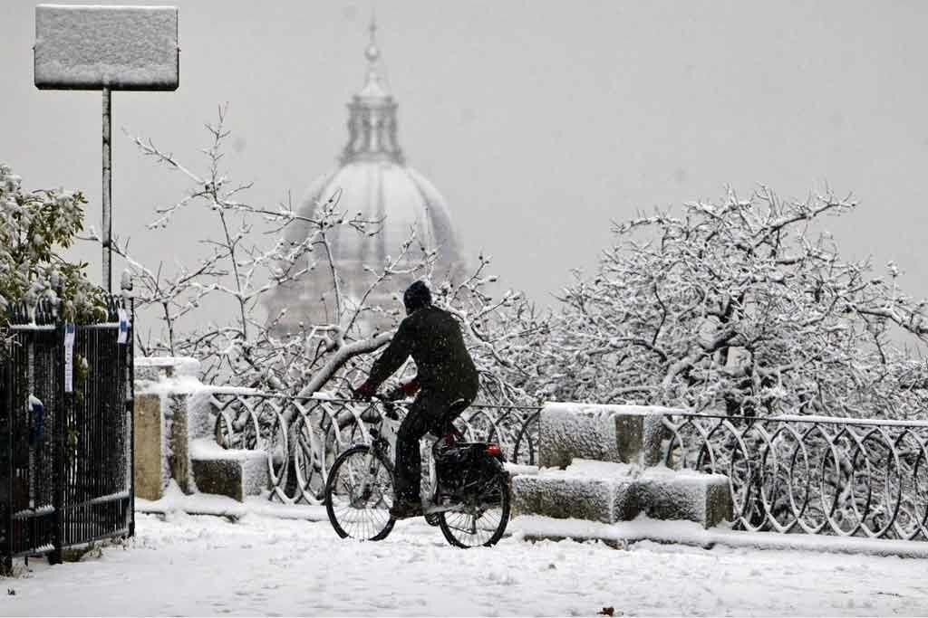 Itália inverno