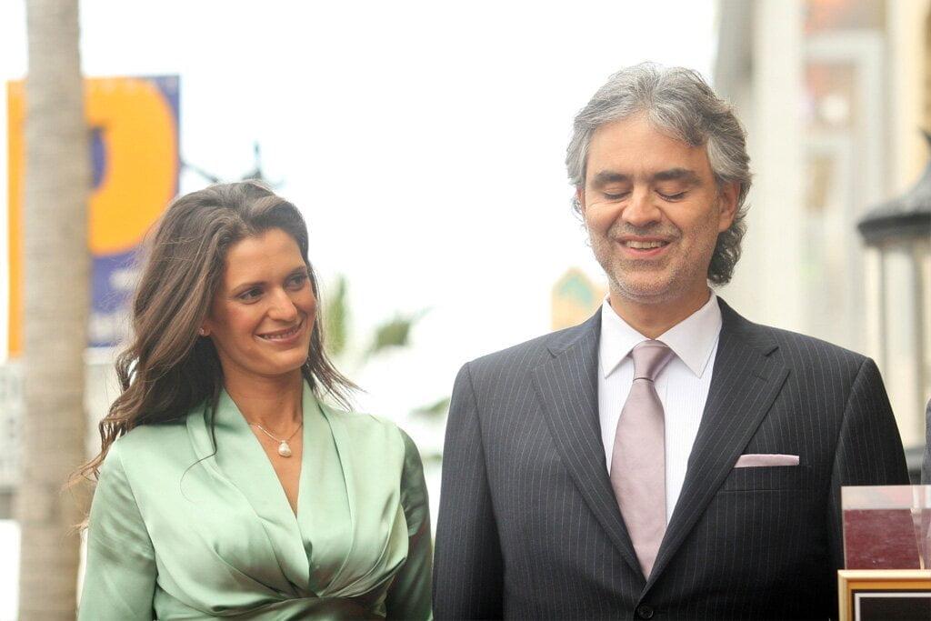 Veronica Berti Andrea Bocelli