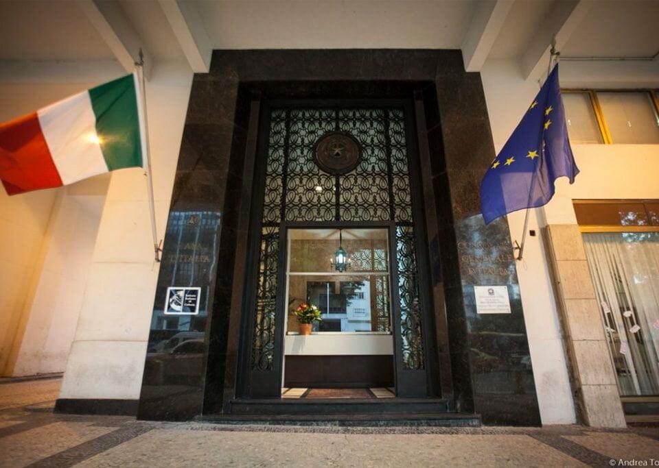 Consulado da Italiano Rio