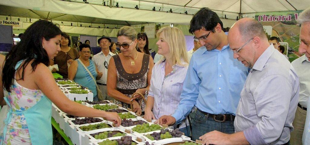 Festa da Uva acontece de 19 a 22 de janeiro em Ponta Grossa
