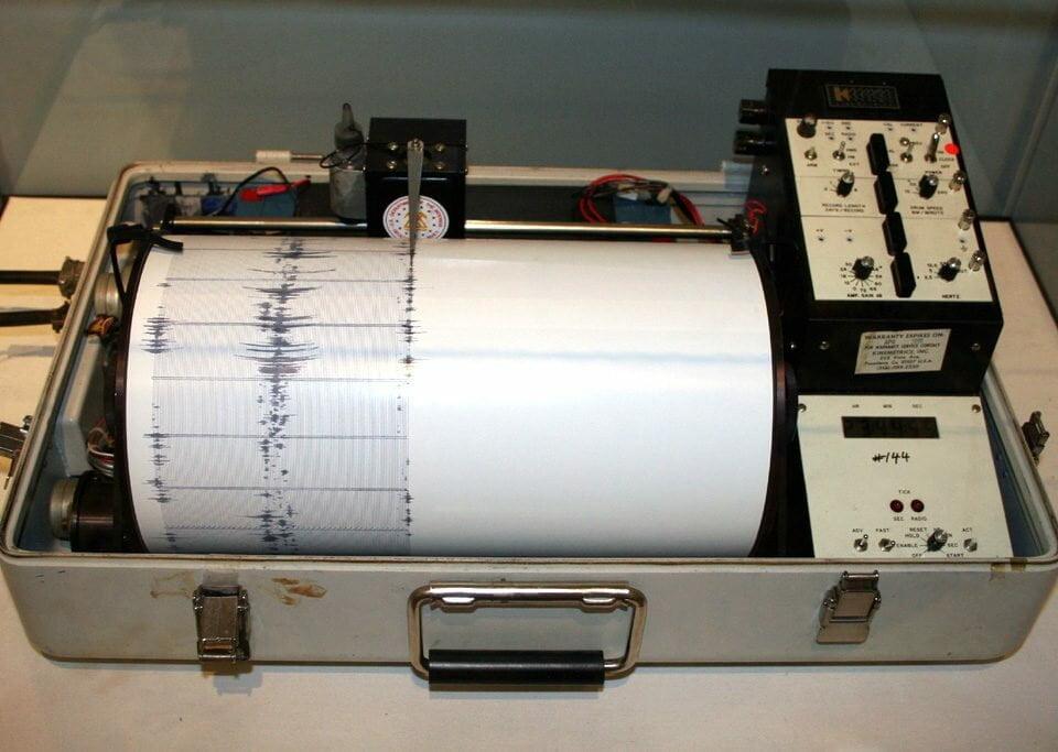 Tremor foi de 4,1 graus na escala Richter