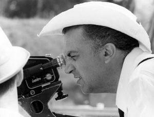 Fellini ficou eternizado pela poesia de seus filmes.