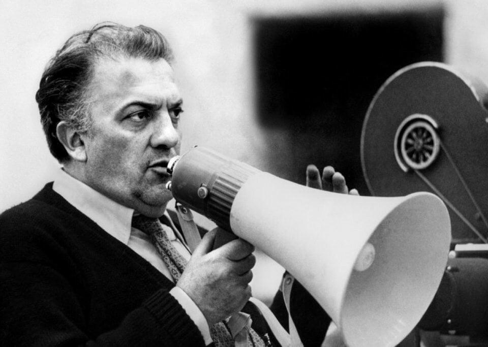 Fellini foi um dos mais importantes cineastas italianos. Foto: reprodução