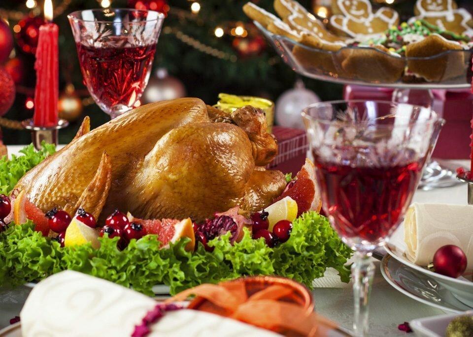 As pessoas ganham cerca de três quilos durante as festas de fim de ano