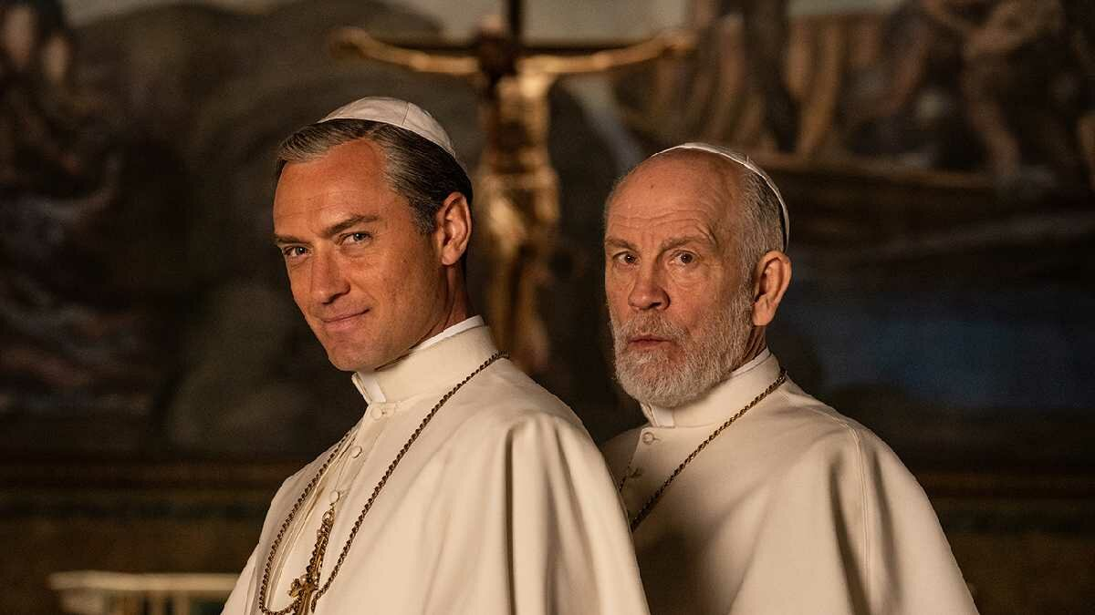 'The New Pope' –A série papal que incomoda o Vaticano