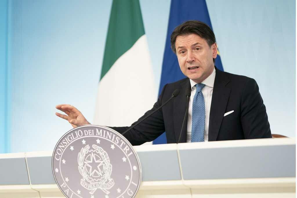 Primeiro-Ministro da Itália fará coletiva de imprensa