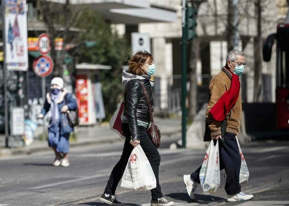 Na Itália, infecção zero apenas em junho, diz órgão