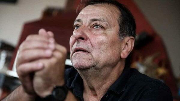 Com medo do coronavírus Cesare Battisti pede para deixar a prisão perpétua