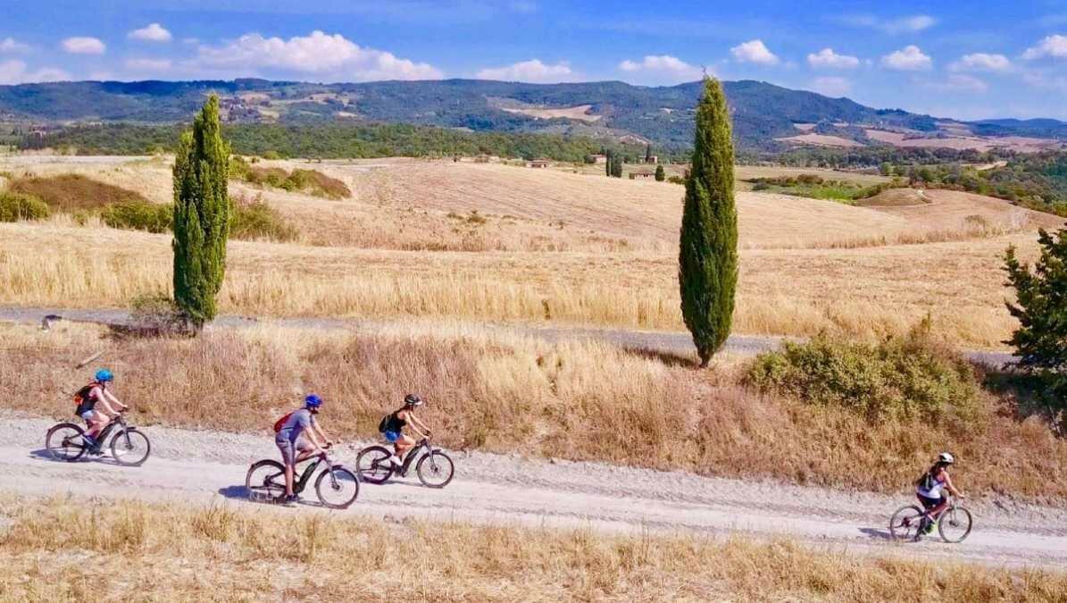 Turismo sobre duas rodas na Itália