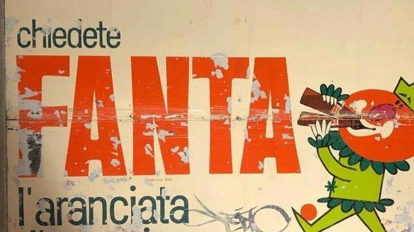 Fanta napolitana criada na Itália