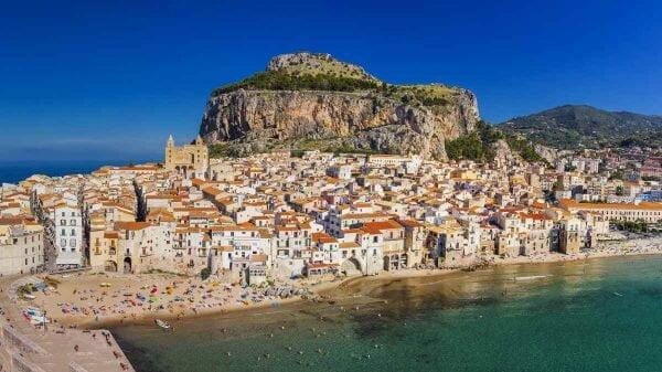 Pacote de 3 noites na Sicília com um grátis