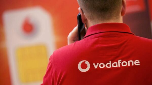 A Vodafone supera a TIM, a WindTre e Iliad, que tem o pior desempenho