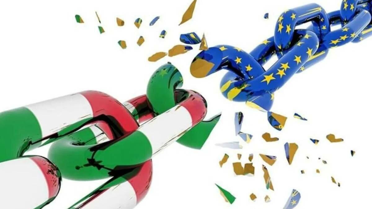 Senador italiano cria movimento para tirar Itália da União Europeia