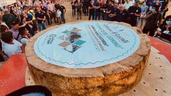 maior queijo do mundo