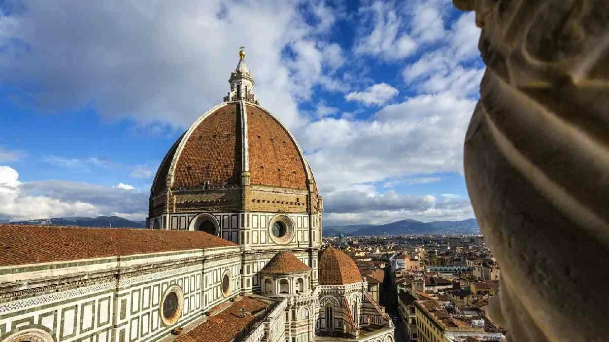 Duomo de Florença: obra completa 600 anos