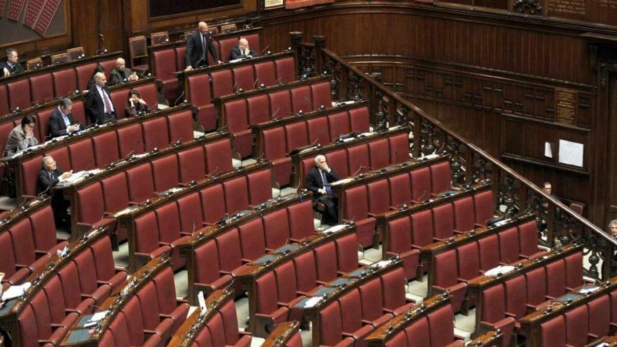 Parlamento italiano deputado
