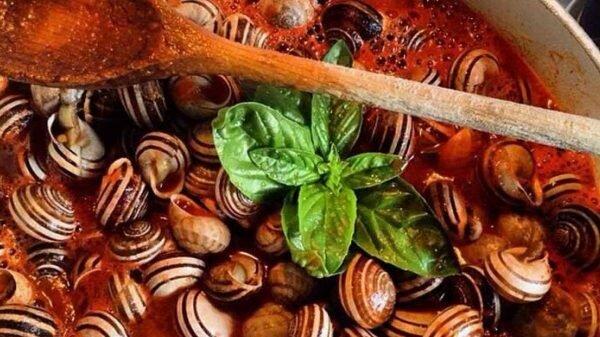 Comidas exóticas da Itália