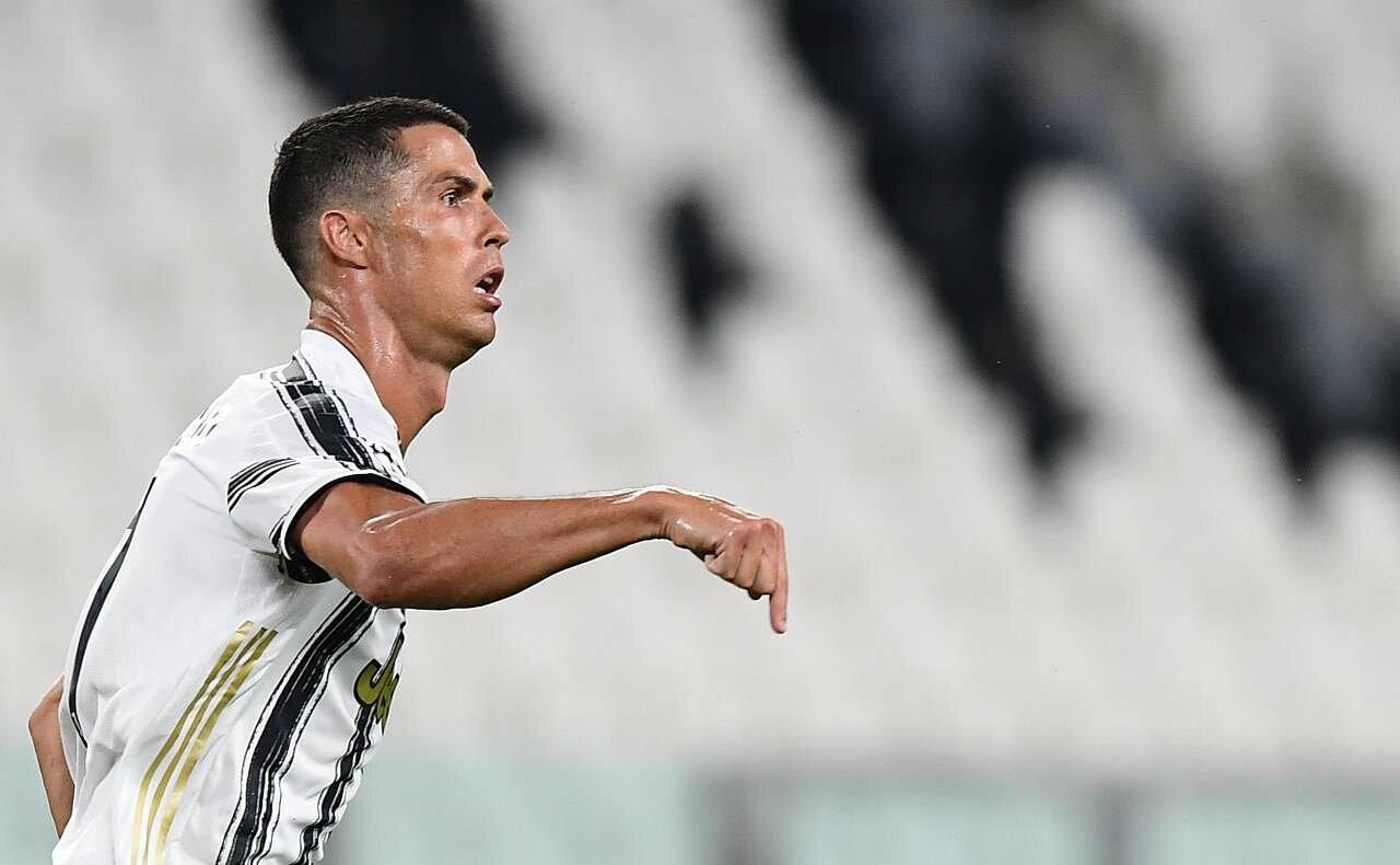 Cristiano Ronaldo na Juventus