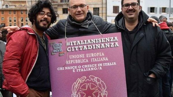 Mudança na cidadania italiana