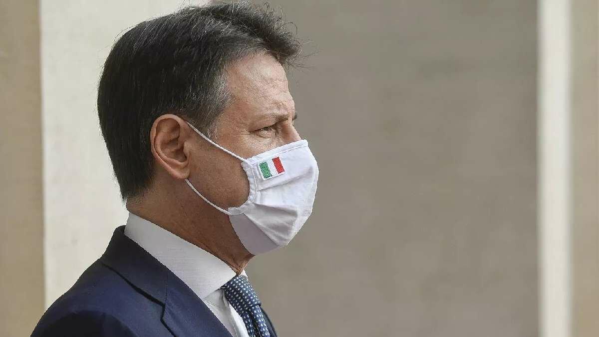 Giuseppe Conte premier da Itália