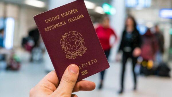vantagens cidadania italiana