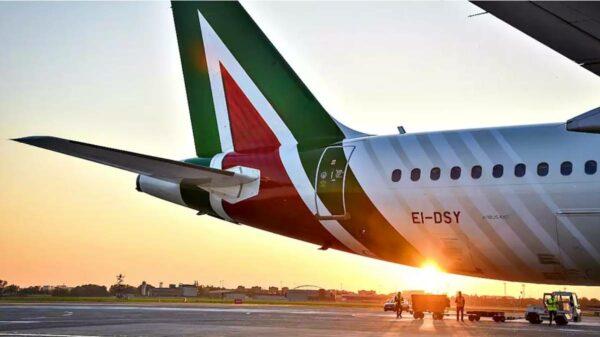 Companhia aérea italiana