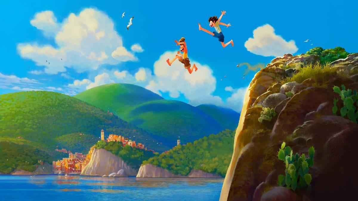 Luca Disney Itália