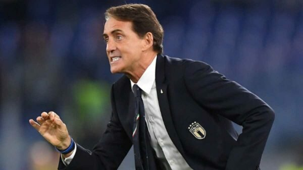 Itália jogo amistoso
