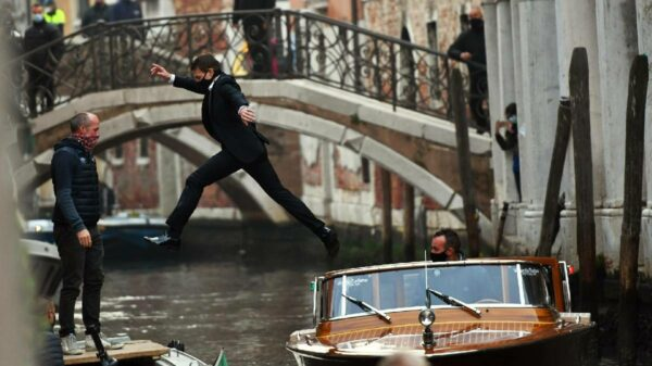 Missão Impossível Veneza