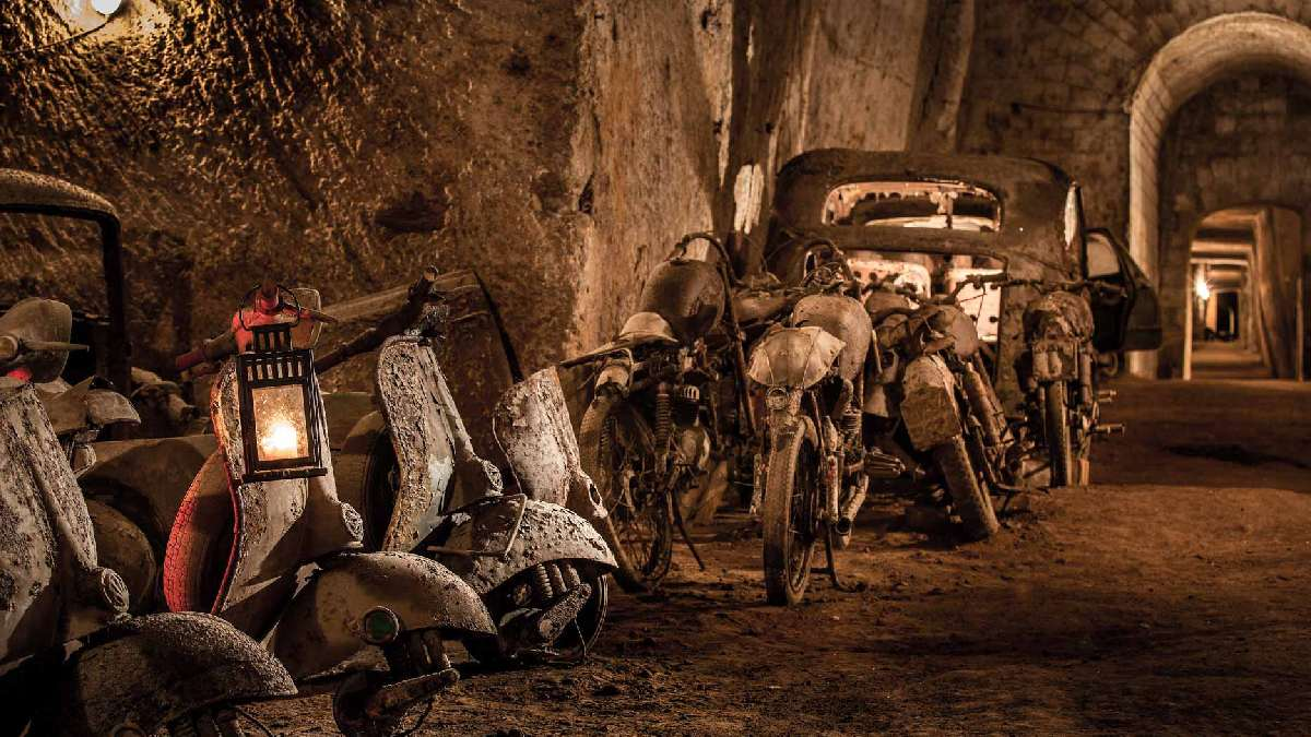túnel nápoles