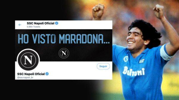 Napoli Maradona