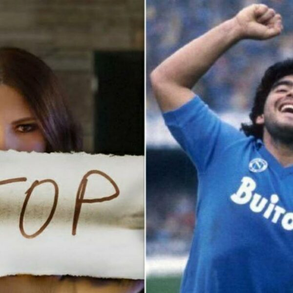Laura Pausini Maradona