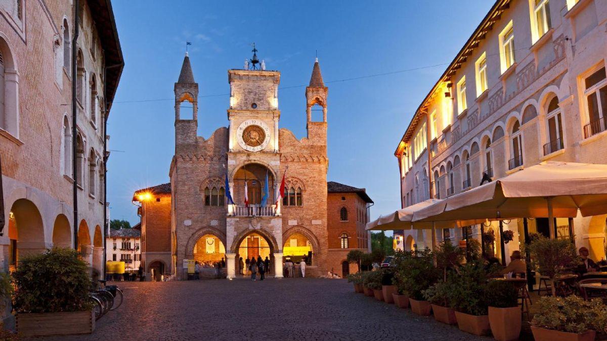 Pordenone é a melhor cidade da Itália em 2020