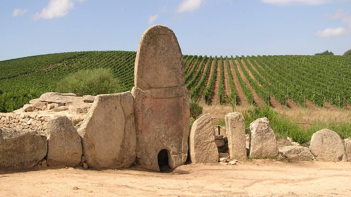 Itália megalítica gigantes