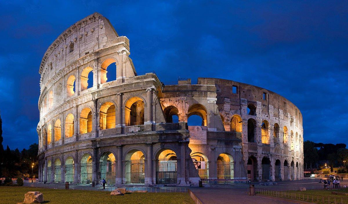 Itália vai reconstruir o Coliseu, em Roma