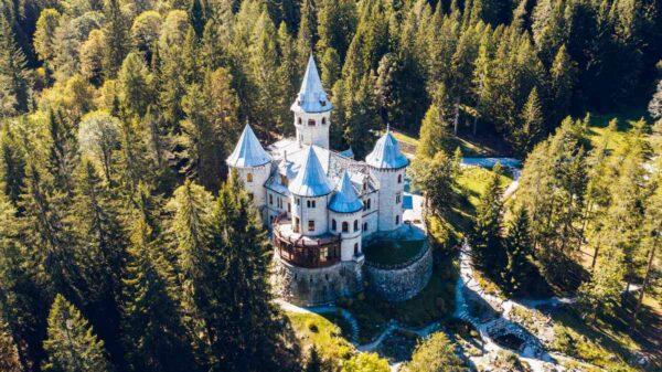 9 lugares de contos de fadas na Itália