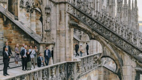 Os extraordinários mistérios de Milão em 9 fotos