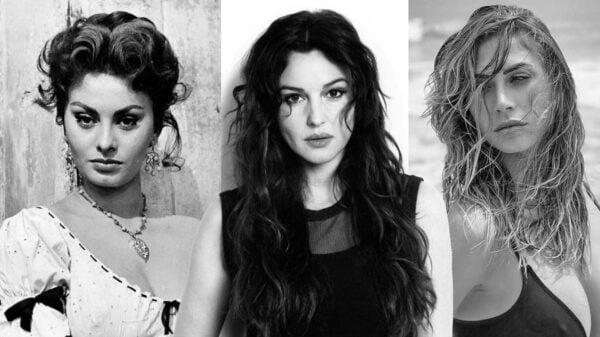 As 10 mulheres italianas mais bonitas de todos os tempos