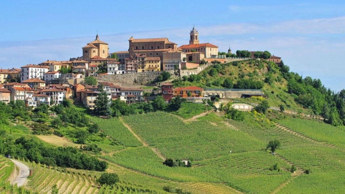 Barolo vinho italiano