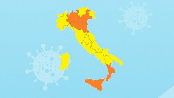 5 regioes italia