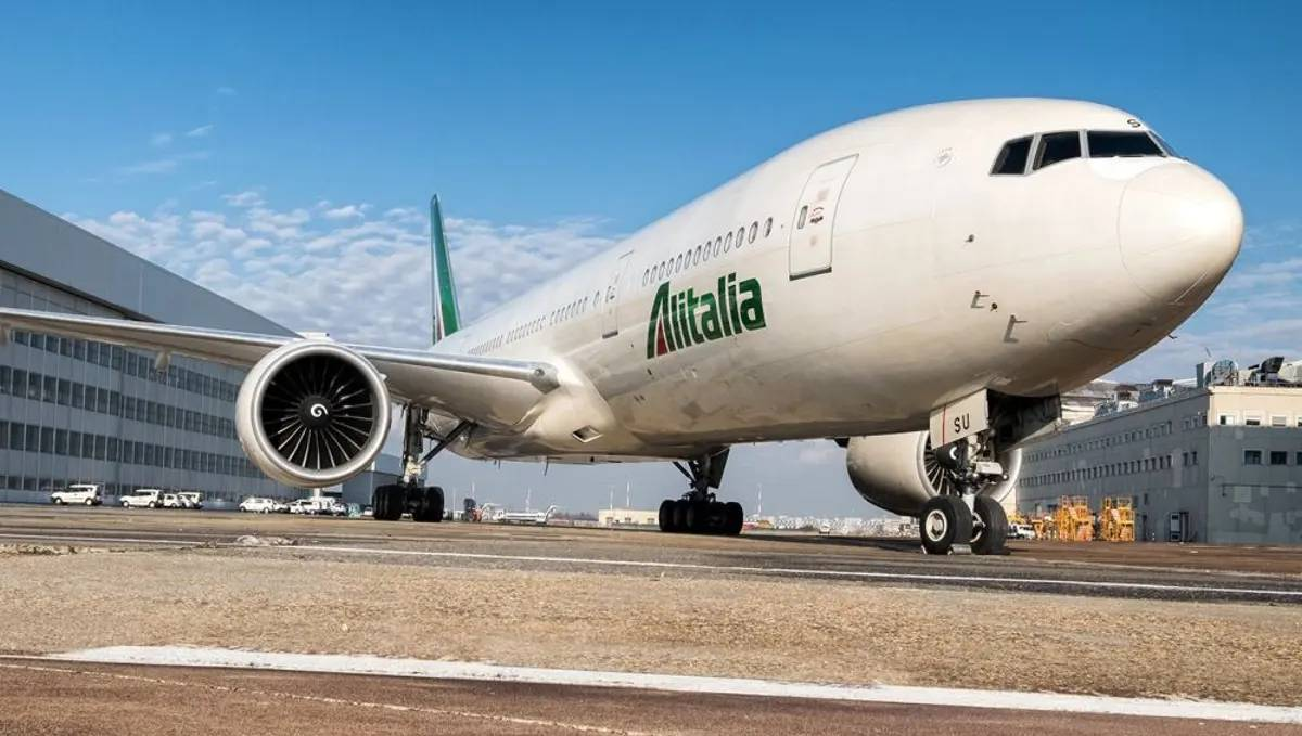 Itália voos Brasil