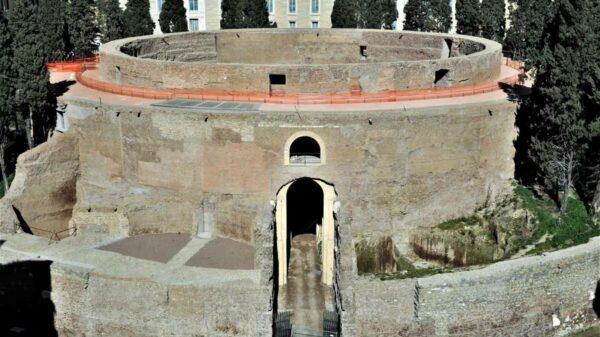 Mausoléu augusto roma