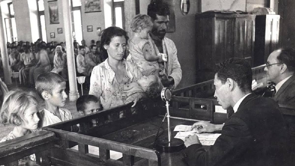 Mulheres Migração Museu Imigração