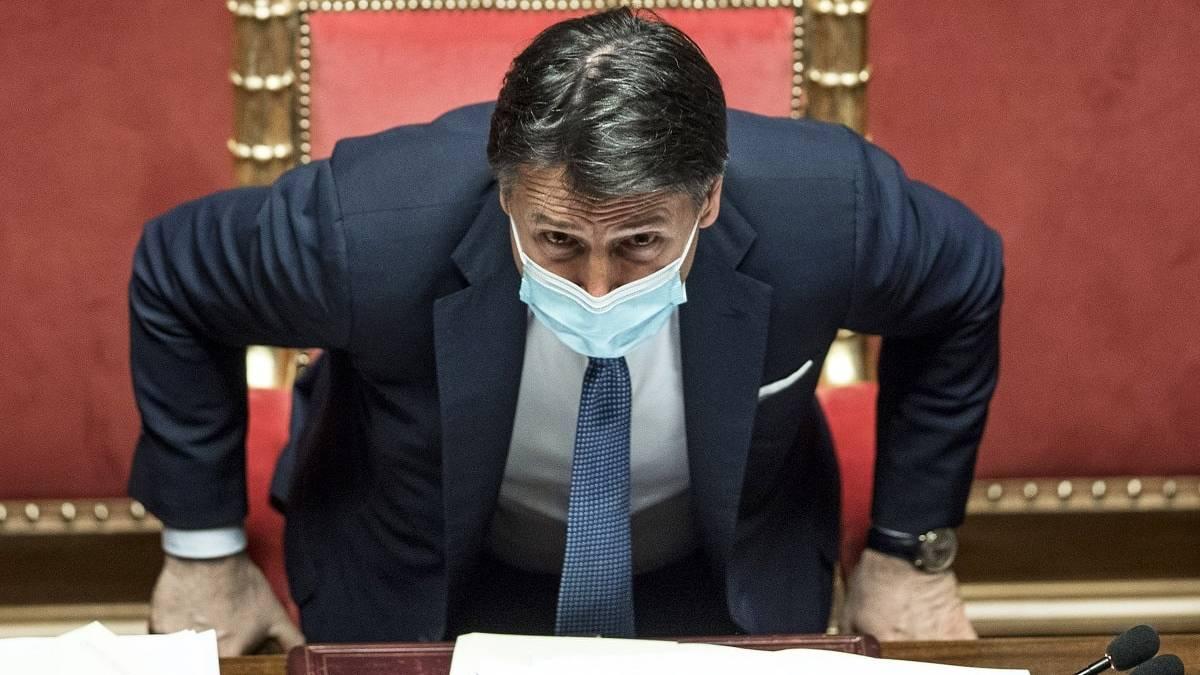 Primeiro-ministro Itália renuncia
